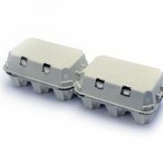 Картонени кутии за яйца 2х6 - 250 бр.