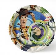 Πιάτα Toy Story - 10 τεμ.