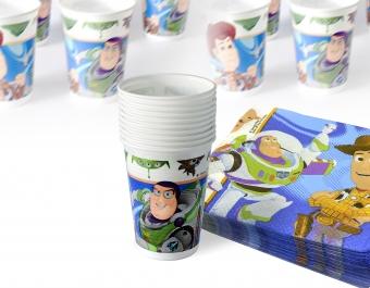 Чаши пластмасови Toy Story