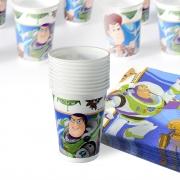 Πλαστικά κύπελλα Toy Story