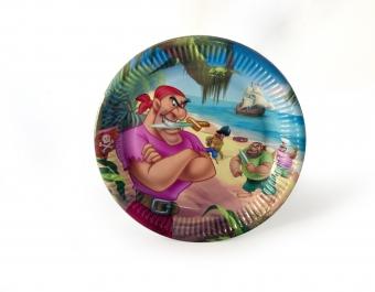 Paper Plates Pirates