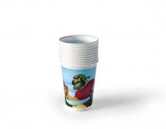 Plastic Cups Pirates