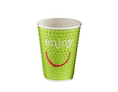 Картонени чаши за студени напитки - ENJOY