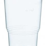 PLA Чаша за студени напитки и бира 250 мл