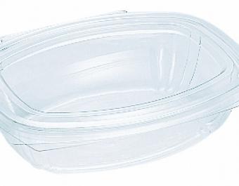 PLA Контейнер за храна с капак 750 мл