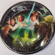 Чинии Star Wars 23 см - 8 бр.
